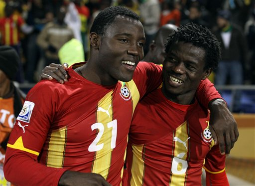 South Africa Soccer WCup US Ghana