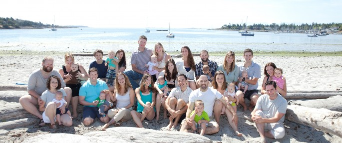 I am a doula for families in Victoria B.C.